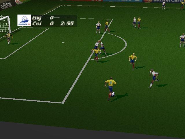 jeuxvideo.com Coupe du Monde 98 - Nintendo 64 Image 8 sur 14
