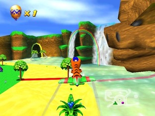 Test Diddy Kong Racing Nintendo 64 - Screenshot 21