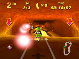 Test Diddy Kong Racing Nintendo 64 - Screenshot 23