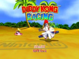 Images Diddy Kong Racing Nintendo 64 - 2