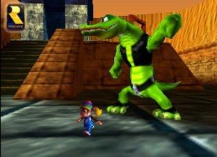 Aperçu Donkey Kong 64 Nintendo 64 - Screenshot 1