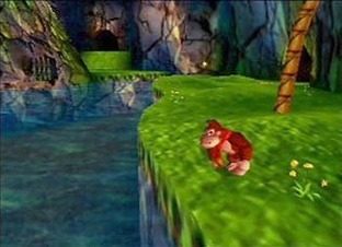 Test Donkey Kong 64 Nintendo 64 - Screenshot 5