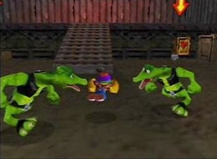 Test Donkey Kong 64 Nintendo 64 - Screenshot 6