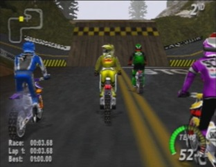 Test Excitebike 64 Nintendo 64 - Screenshot 6