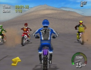 Test Excitebike 64 Nintendo 64 - Screenshot 7