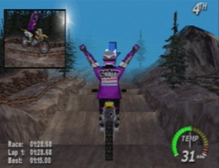 Test Excitebike 64 Nintendo 64 - Screenshot 8