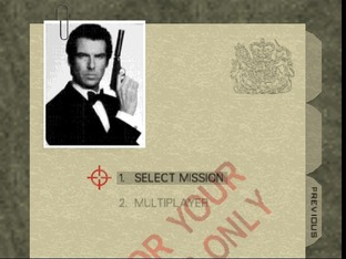 Pierce Brosnan et Jimmy Fallon face à face dans Golden Eye 007