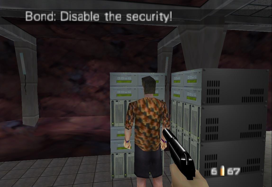 jeuxvideo.com GoldenEye 007 - Nintendo 64 Image 20 sur 82