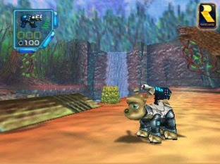 Test Jet Force Gemini Nintendo 64 - Screenshot 8