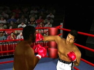 Test Knockout Kings 2000 Nintendo 64 - Screenshot 1