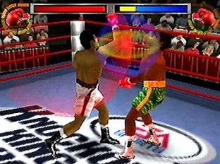 Test Knockout Kings 2000 Nintendo 64 - Screenshot 3