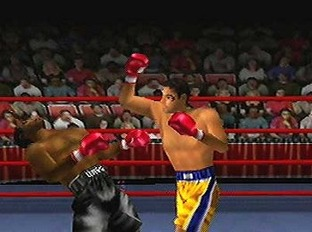 Test Knockout Kings 2000 Nintendo 64 - Screenshot 5