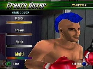 Test Knockout Kings 2000 Nintendo 64 - Screenshot 7