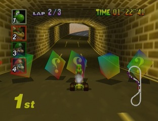 Test Mario Kart 64 Nintendo 64 - Screenshot 13