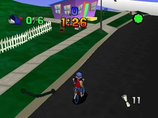 Images Paperboy Nintendo 64 - 3
