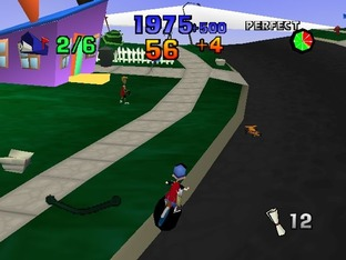 Images Paperboy Nintendo 64 - 6