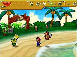 Paper Mario N64 - Screenshot 27