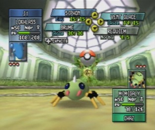 Test Pokemon Stadium 2 Nintendo 64 - Screenshot 1