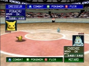 Test Pokemon Stadium Nintendo 64 - Screenshot 5