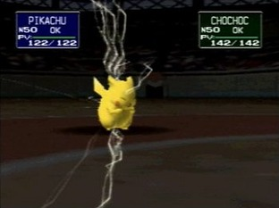 Test Pokemon Stadium Nintendo 64 - Screenshot 6