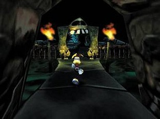 Test Rayman 2 The Great Escape Nintendo 64 - Screenshot 2