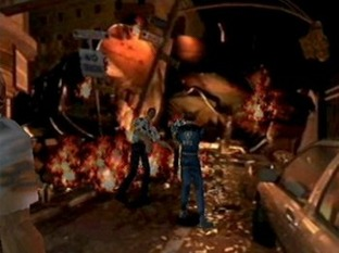 Test Resident Evil 2 Nintendo 64 - Screenshot 1