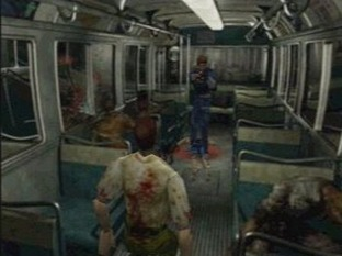 Test Resident Evil 2 Nintendo 64 - Screenshot 2