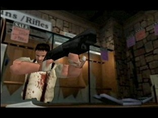 Test Resident Evil 2 Nintendo 64 - Screenshot 4