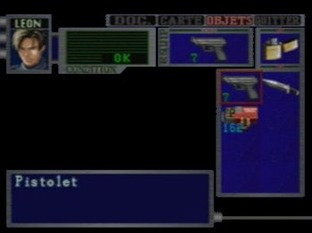Test Resident Evil 2 Nintendo 64 - Screenshot 7