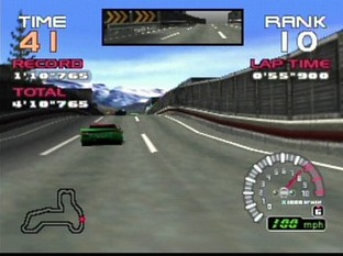 Test Ridge Racer 64 Nintendo 64 - Screenshot 4