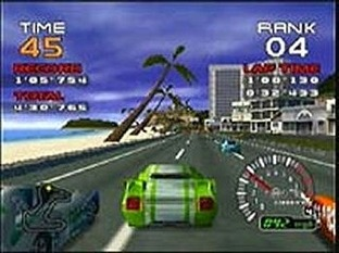 Test Ridge Racer 64 Nintendo 64 - Screenshot 5