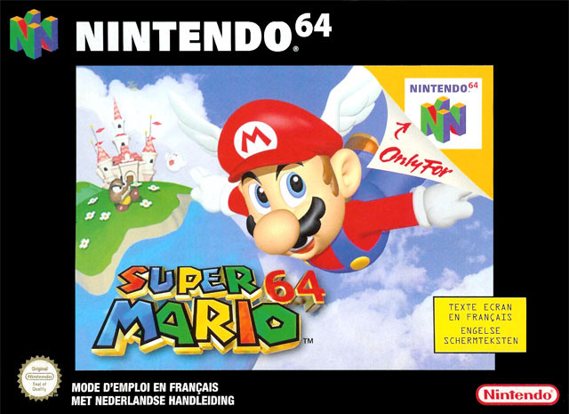 super mario 64 sur nintendo 64 jeuxvideo com nintendo ds lite guide nintendo ds cooking guide
