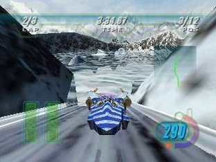 Test Star Wars Episode 1 : Racer Nintendo 64 - Screenshot 1