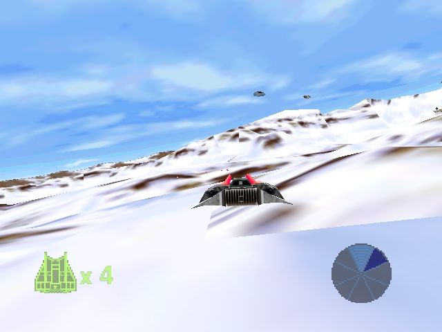 Images Star Wars : Shadows of the Empire Nintendo 64 - 6