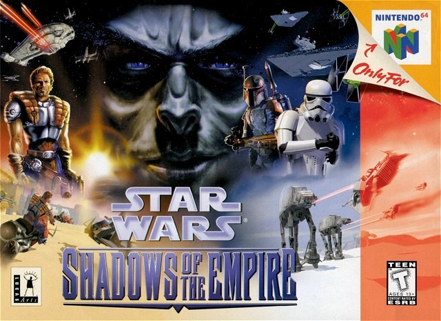 Images Star Wars : Shadows of the Empire Nintendo 64 - 1