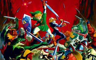 Dossier hommage à Zelda: Ocarina of Time sur jeuxvideo.com