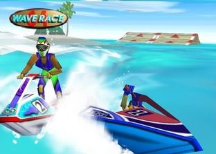 Test Wave Race 64 Nintendo 64 - Screenshot 21