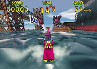 Test Wave Race 64 Nintendo 64 - Screenshot 22