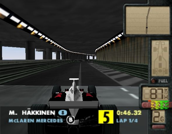 jeuxvideo.com F1 World Grand Prix II - Nintendo 64 Image 15 sur 22