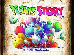 Yoshi's Stor