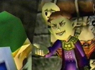 Test Zelda : Majora's Mask Nintendo 64 - Screenshot 13