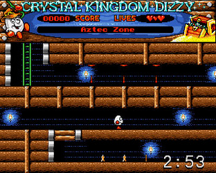 Crystal Kingdom Dizzy Amiga