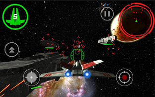 Images Alpha Squadron Android - 1