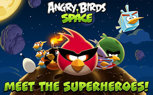Angry Birds Space V 1.1 [RG] [Android]