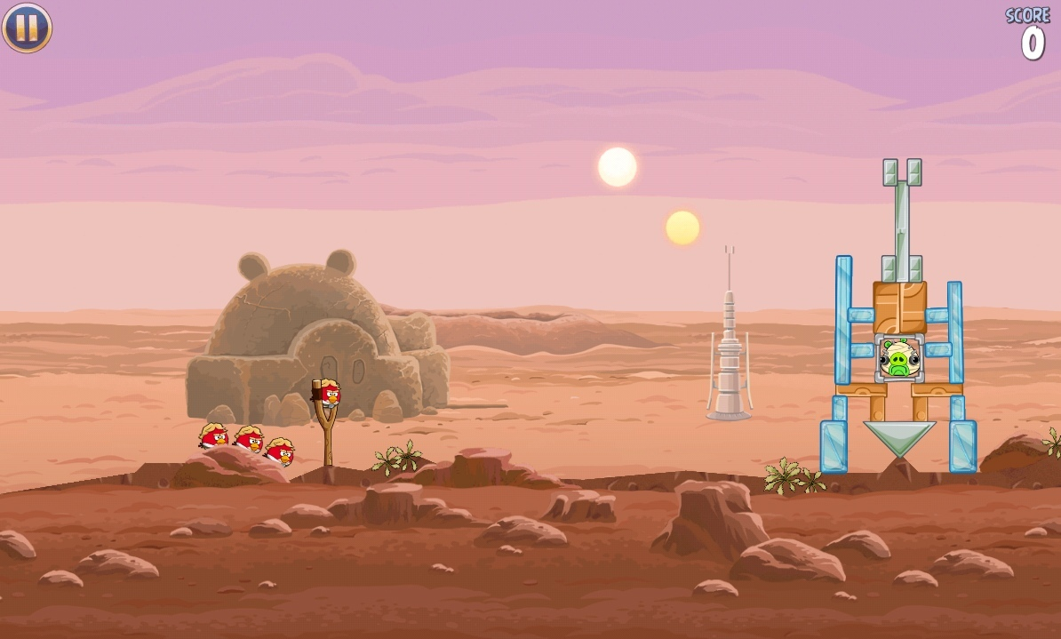 Images Angry Birds Star Wars Android - 11