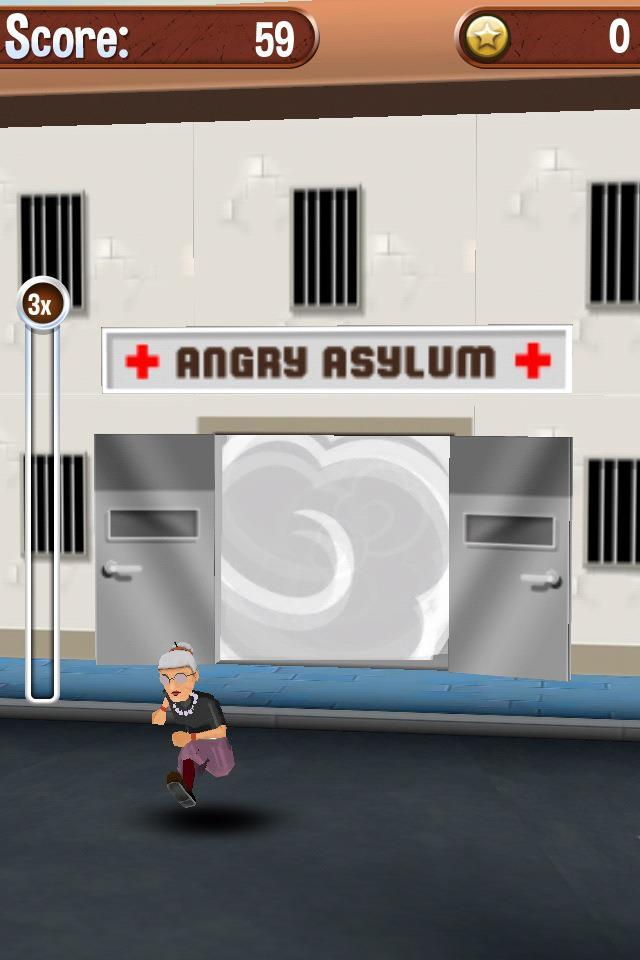 jeuxvideo.com Angry Gran Run - Android Image 2 sur 11