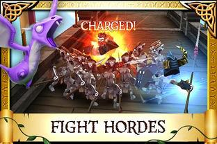 Images Arcane Legends Android - 2