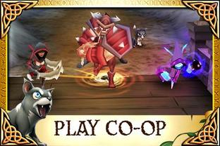 Images Arcane Legends Android - 3