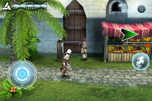 jeuxvideo.com Assassin's Creed : Altair's Chronicles - Android Image 3