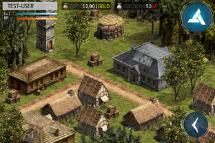 Aperçu Assassin's Creed Utopia Android - Screenshot 2